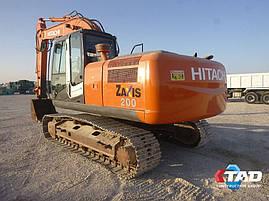 Гусеничный экскаватор Hitachi ZX200-3 (2007 г), фото 3