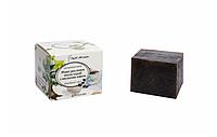 Живое растительное мыло-скраб  ФИТОРИЯ с молотым кофе 110 г