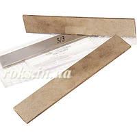 Алмазний точильний брусок 5/3 мкм для скріпок типу Apex 150х25х3 мм на металевій зв'язці