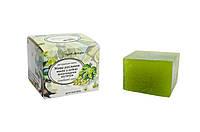 Живое растительное мыло ФИТОРИЯ с маслом виноградных косточек 110 г