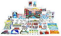 Игровой набор Трик-Трек Каникулы в городе Версия Эко (рус.язык)