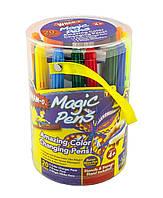 Волшебные фломастеры Magic Pens(Меджик Пенс) меняющие цвет