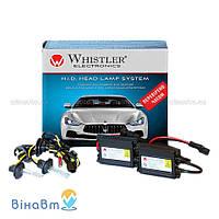 Ксенон Whistler slim H1 35Вт CAN-BUS 4300K, 5000K, 6000K