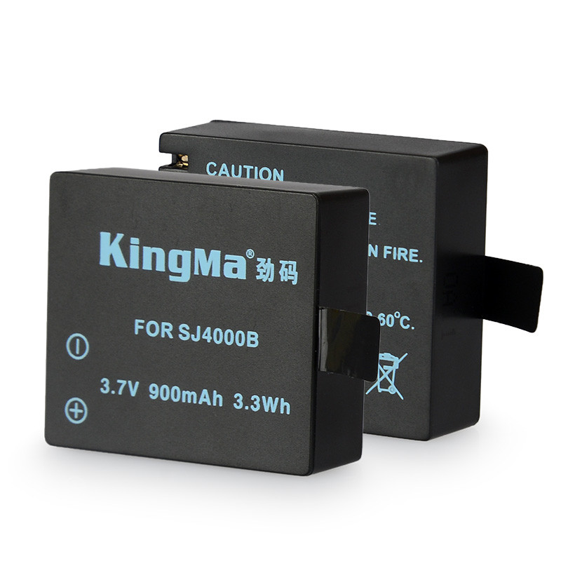 Аккумулятор для SJCAM 4000, SJCAM 5000, SJCAM 6000