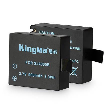 Аккумулятор для SJCAM 4000, SJCAM 5000, SJCAM 6000, фото 2