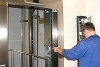 Демонтаж устаревших лифтов и оборудования