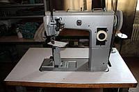 Швейная машина 332 класс одноигольная, колонковая