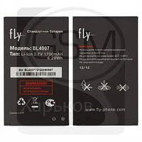 Аккумулятор Fly DS123 / DS130 BL4007 1700 mAh (00000027564)