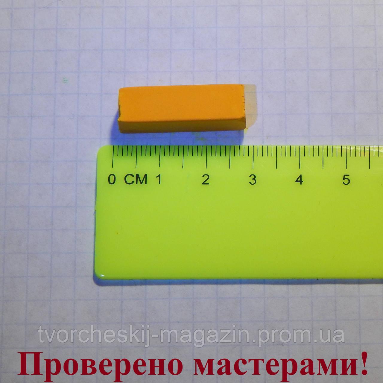 Пастель сухая мягкая MUNGYO 1/2 оранжевая