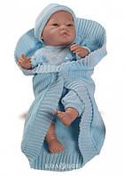 Младенец мальчик Paola Reina европеец 45 см (05172)