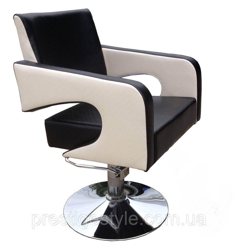 Парикмахерское кресло Адриана на гидравлике