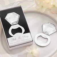 """Подарки гостям на свадьбе - Открывалка """"Diamond"""""""