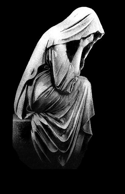 картинка скорбящая мать на памятник
