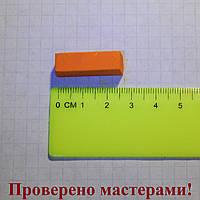 Пастель сухая мягкая MUNGYO 1/2 темно оранжевая