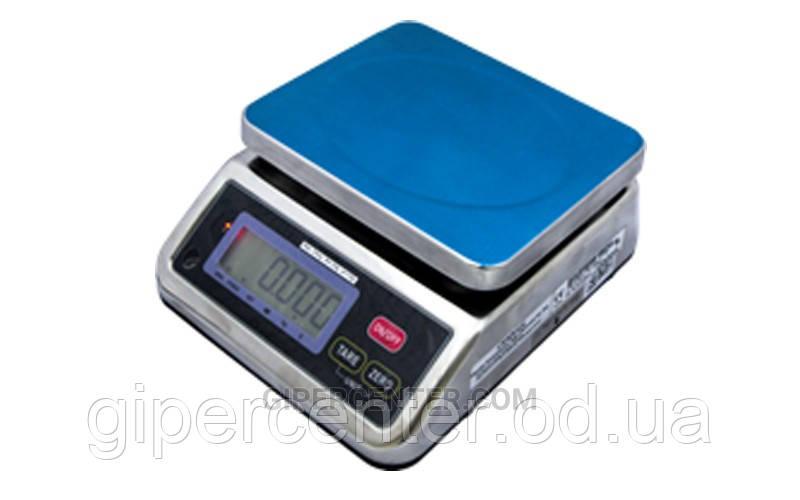 Весы фасовочные Certus Base СВСм-15/30-5/10 до 30 кг, точность 5/10 г (односторонний дисплей)