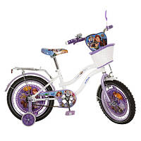 "Велосипед Profi 16"" SF168B White"