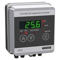 УЗС1. Цифровой задатчик аналоговых сигналов тока и напряжения