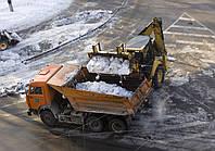 Комплекс услуг по механизированой уборке снега. Погрузчик и Самосвал!