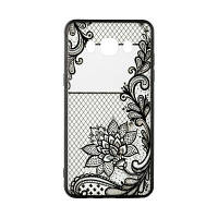 Накладка для Samsung Galaxy J700 J7 / J701 J7 Neo Rock Tatoo Art Case Magic Flowers