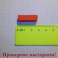 Пастель сухая мягкая MUNGYO 1/2 алая