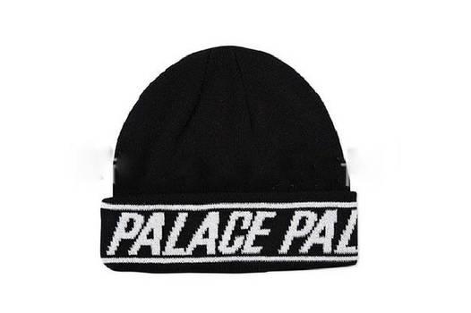 Шапка Palace черная