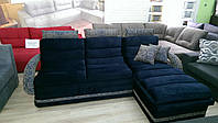 "Угловой диван ""Prado"" - тканевая оббивка"