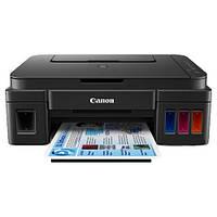 Многофункциональный струйный устройство Canon Pixma G2400 Black (0617C009)