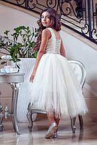 Нарядное детское платье Стильность, фото 3