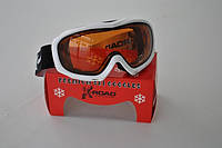 Маска очки X-Road Electric white