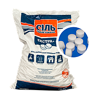 Соль таблетированная Экстра 25 кг