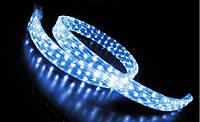 Дюралайт 24 LED на Метр 100м 2-х жильный  Белый Синий Красный Зеленый, фото 1