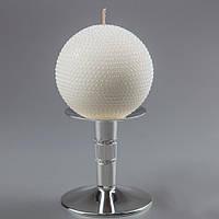 Красивая свеча в форме шара (арт. Y-034Q)