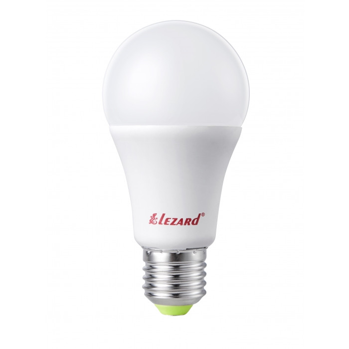 Лампа светодиодная Lezard 442-A60-2707 LED GLOBE A60 7W 4200K E27
