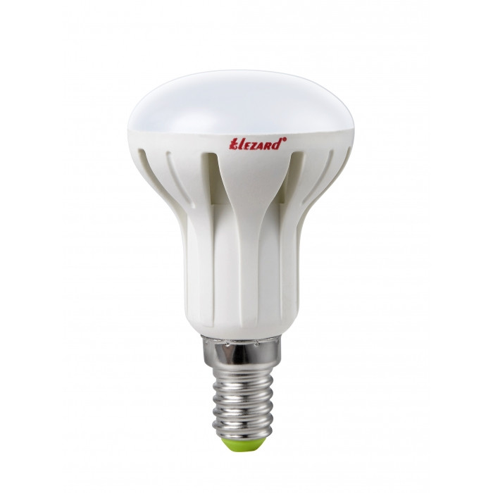 Лампа светодиодная Lezard 442-R50-1405 LED REFLECTOR R50 5W 4200K E14