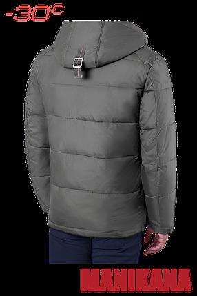 Мужская куртка зимняя MANIKANA (р. 46-56) арт. 17193 D, фото 2
