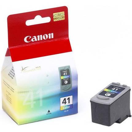 Картридж Canon CL-41 цв. iP1600/ 1700/ 1800/ 2200/ 2500/ 6210D, MP150/ 170/ 450, фото 2