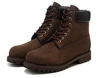 Ботинки Timberland 6inch Коричневые, фото 1