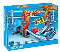 Трек Hot Wheel 6766, 2 машинки в комплекте