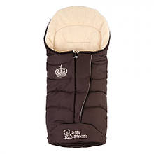 Конверт на овечьей шерсти Baby Breeze 0358  (шоколад)