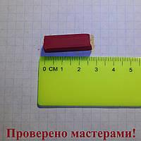 Пастель сухая мягкая MUNGYO 1/2 темно красная