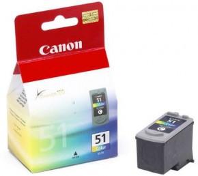 Картридж Canon CL-51 цв. iP2200/ 6210D, MP150/ 170/ 450