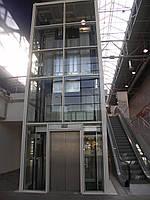 Изготовление металлокаркасных лифтовых шахт