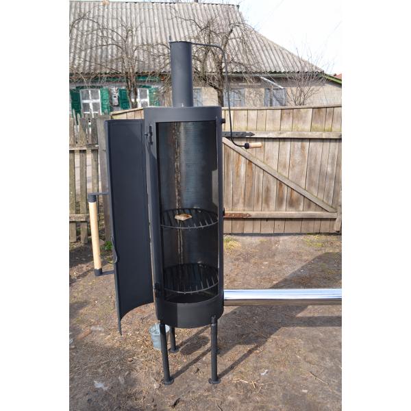 Производственная коптильня горячего копчения купить цена самогонный аппарат материал