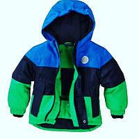 Куртка зимняя лыжная для мальчика Lupilu р.86/92.