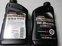 Масло HONDA Motor Oil 5W-30