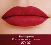 """Губная помада """"Матовый идеал"""", цвет Red Supreme, Avon True, Красное превосходство, Эйвон, 27137"""
