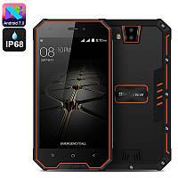 "Неубиваемый смартфон Blackview BV4000 Sunshine Orange оранжевый EU IP68 (2SIM) 4,7"" 1/8GB 2/8Мп 3G Гарантия!"