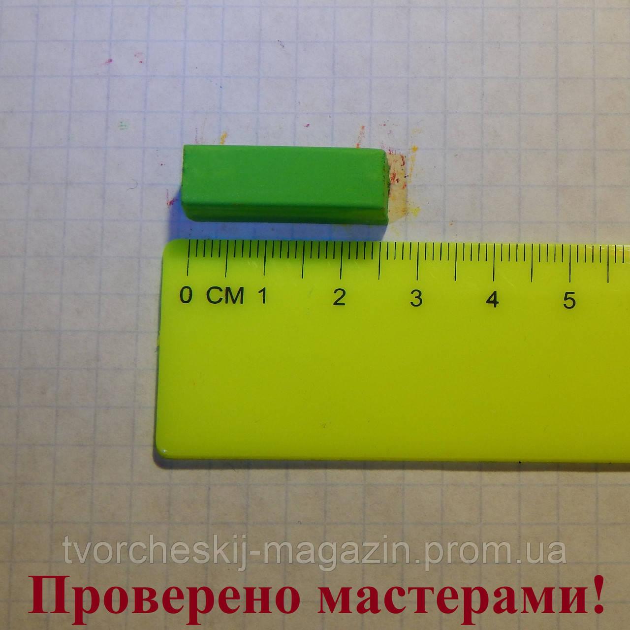 Пастель сухая мягкая MUNGYO 1/2 лаймовая