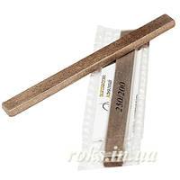 Алмазный брусок на металлической связке, 125х12х5 мм Зернистость 250/200 мкм арт.10421