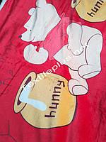 Детский плед супермикрофибра с софтом